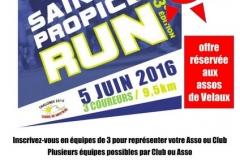 Bulletin CHALLENGE DES ASSOS 2016